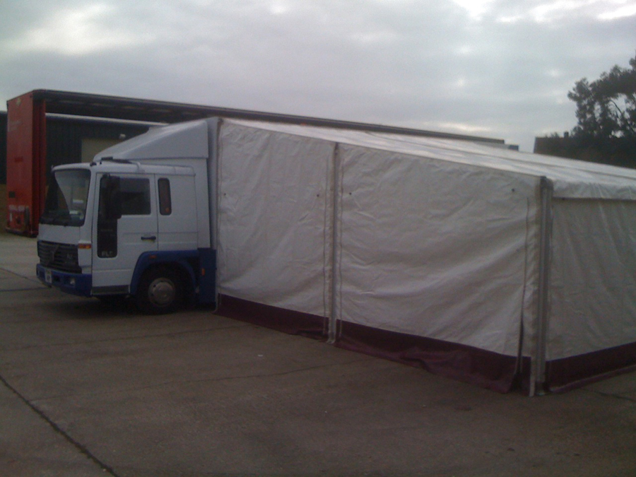 Race Lorry Awning 29 2 12